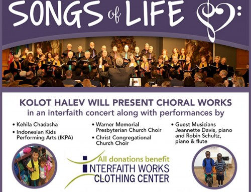 Songs of Life Benefit Concert